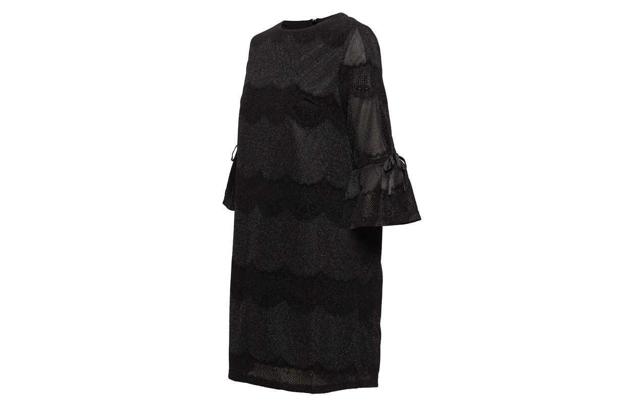 Black Sofie 100 Schnoor Polyester Dress Rnw11Ev7q