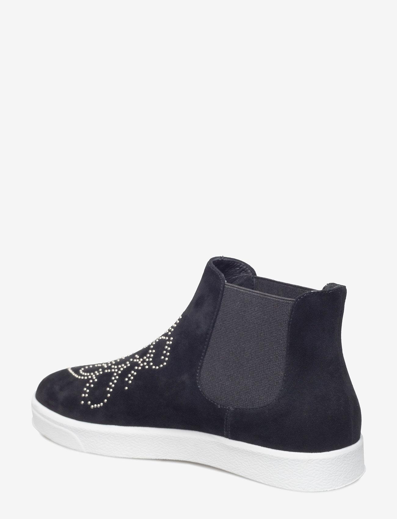 Boot Loafer (Black) - Sofie Schnoor