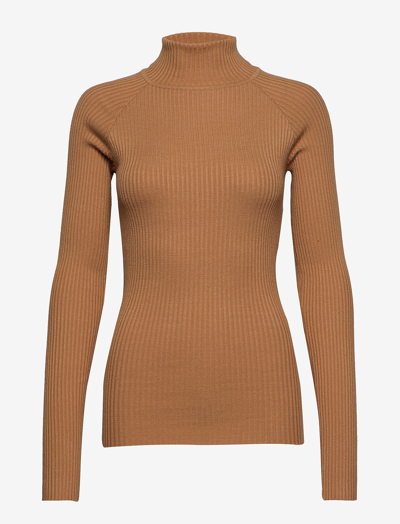Sofie Schnoor - Blouse - turtlenecks - camel - 0