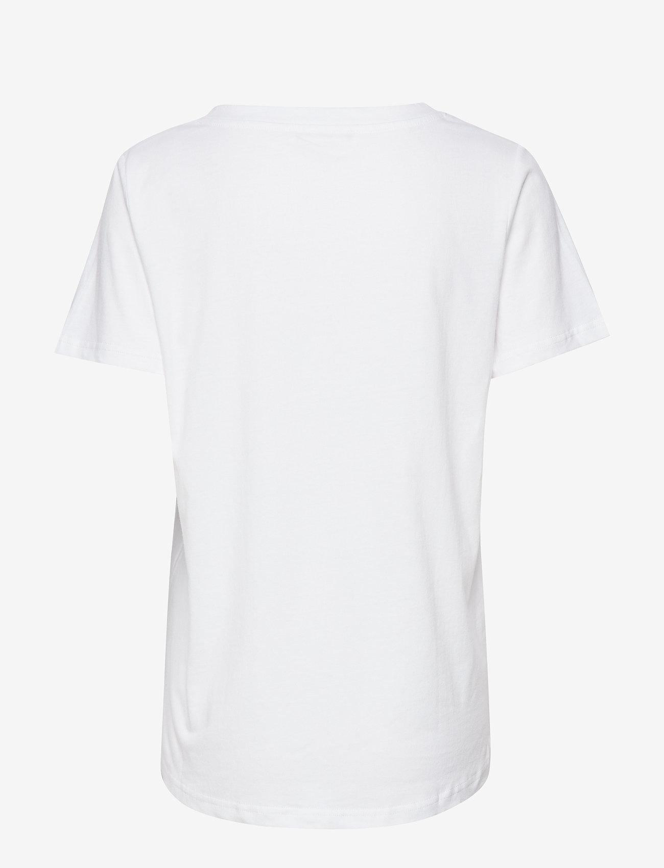 Sofie Schnoor T-shirt - T-shirty i zopy WHITE - Kobiety Odzież.