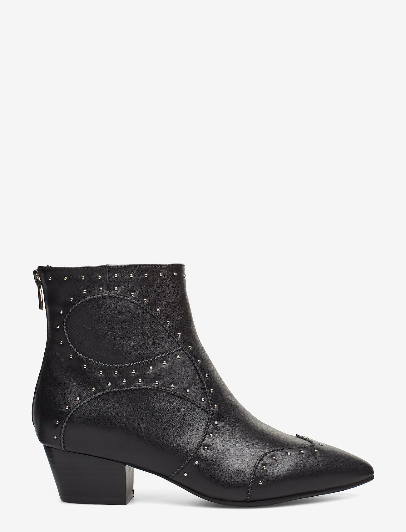Sofie Schnoor - Boot - ankelstøvler med hæl - black - 1