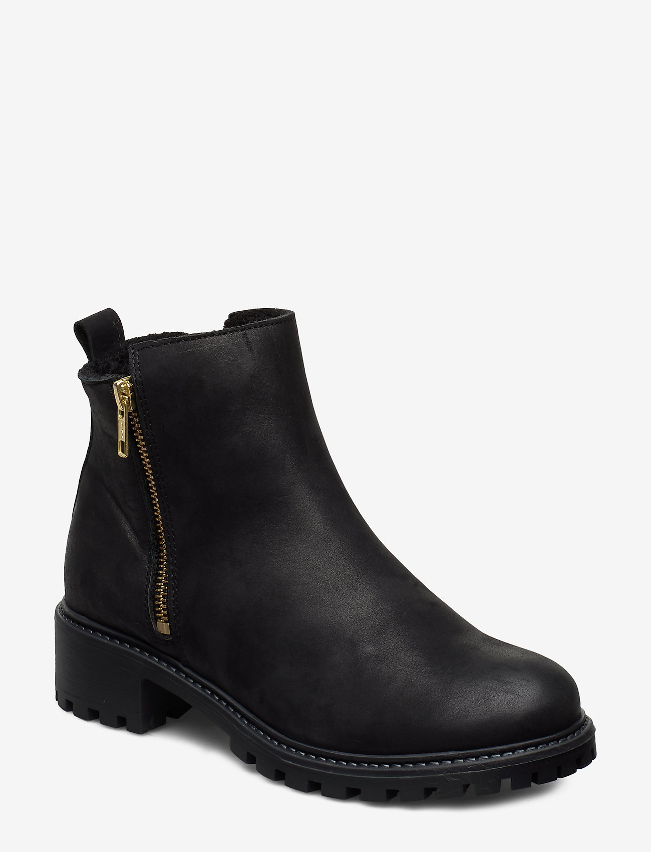 Sofie Schnoor - Boot - flat ankle boots - black - 0