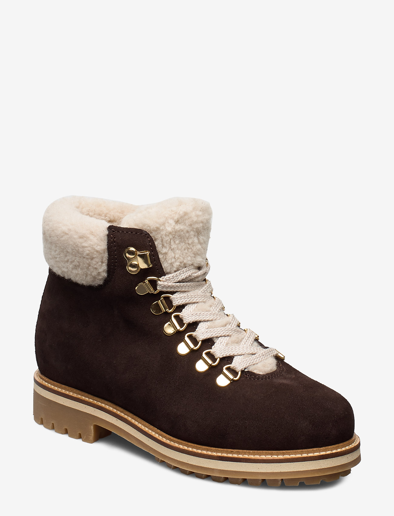 Sofie Schnoor - Boot - flat ankle boots - brown - 0