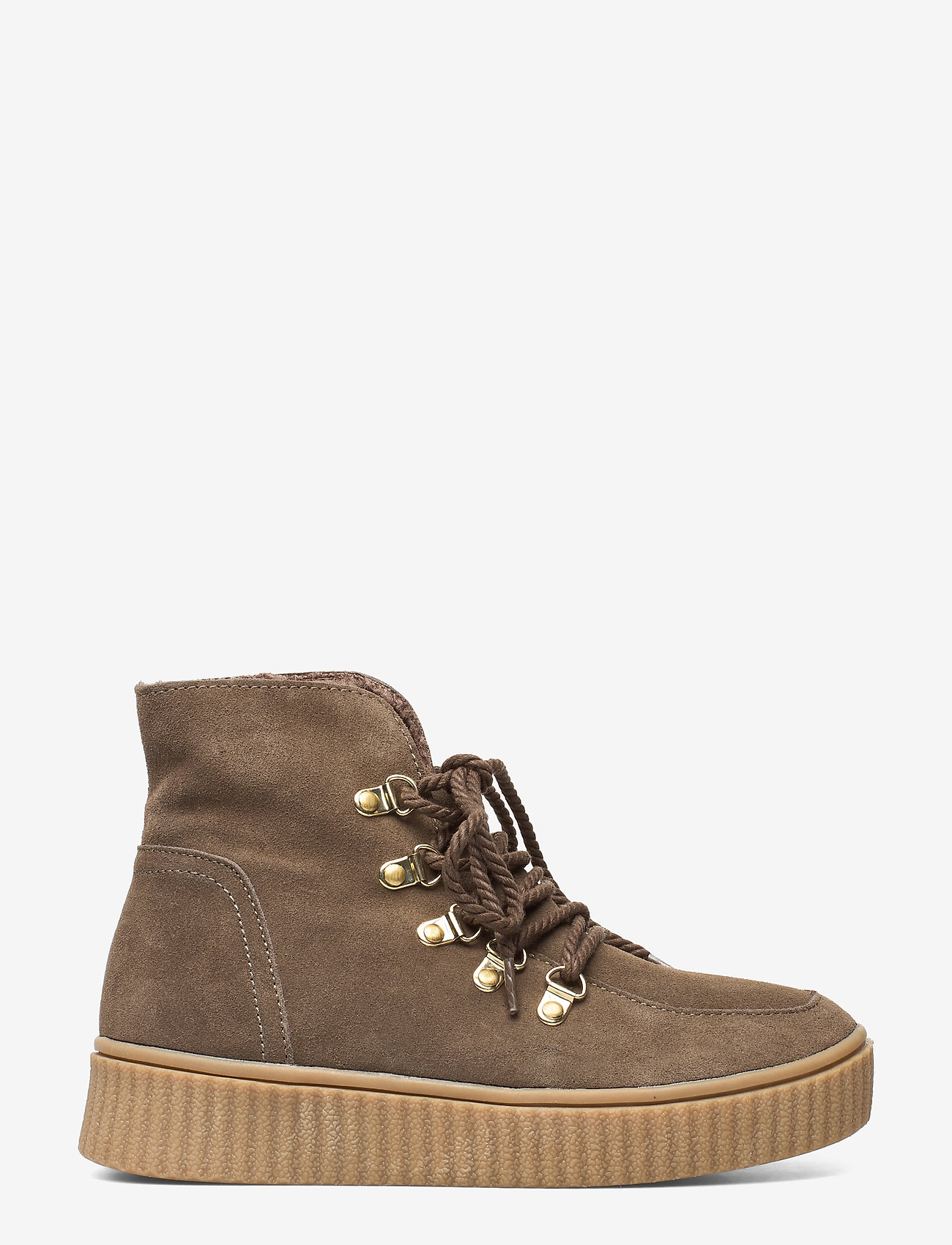Sofie Schnoor - Boot - flade ankelstøvler - l brown - 1
