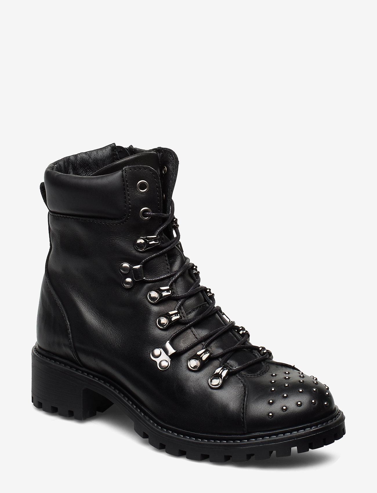 Sofie Schnoor - Boot - flade ankelstøvler - black - 0