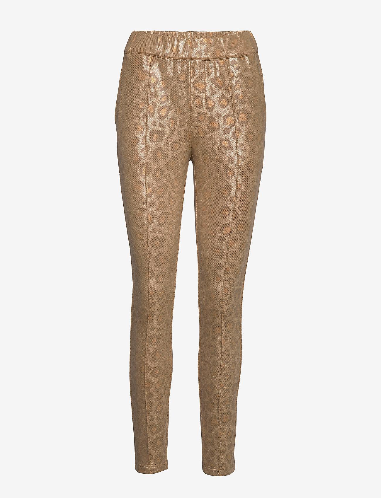 Sofie Schnoor - Pants - leggings - camel - 0