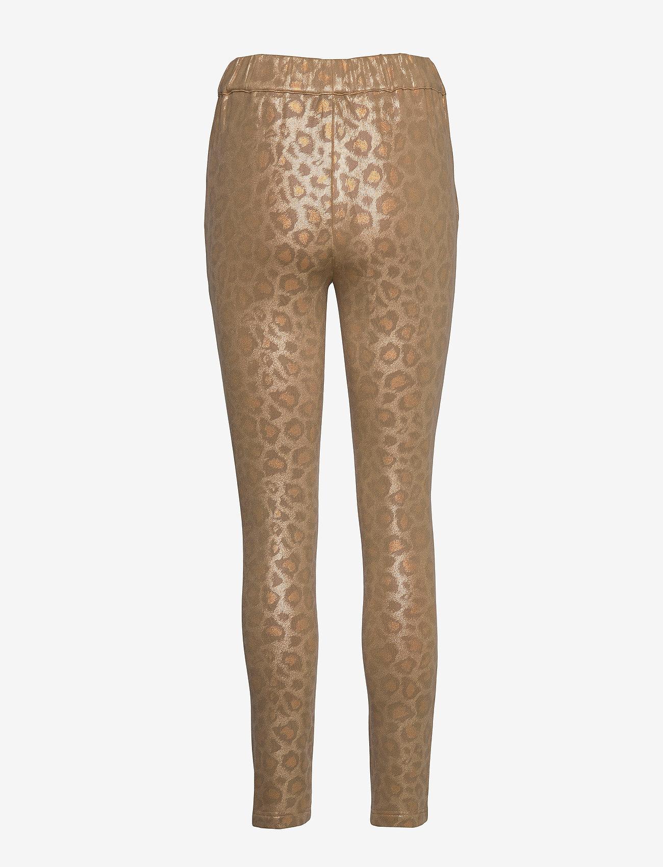 Sofie Schnoor - Pants - leggings - camel - 1