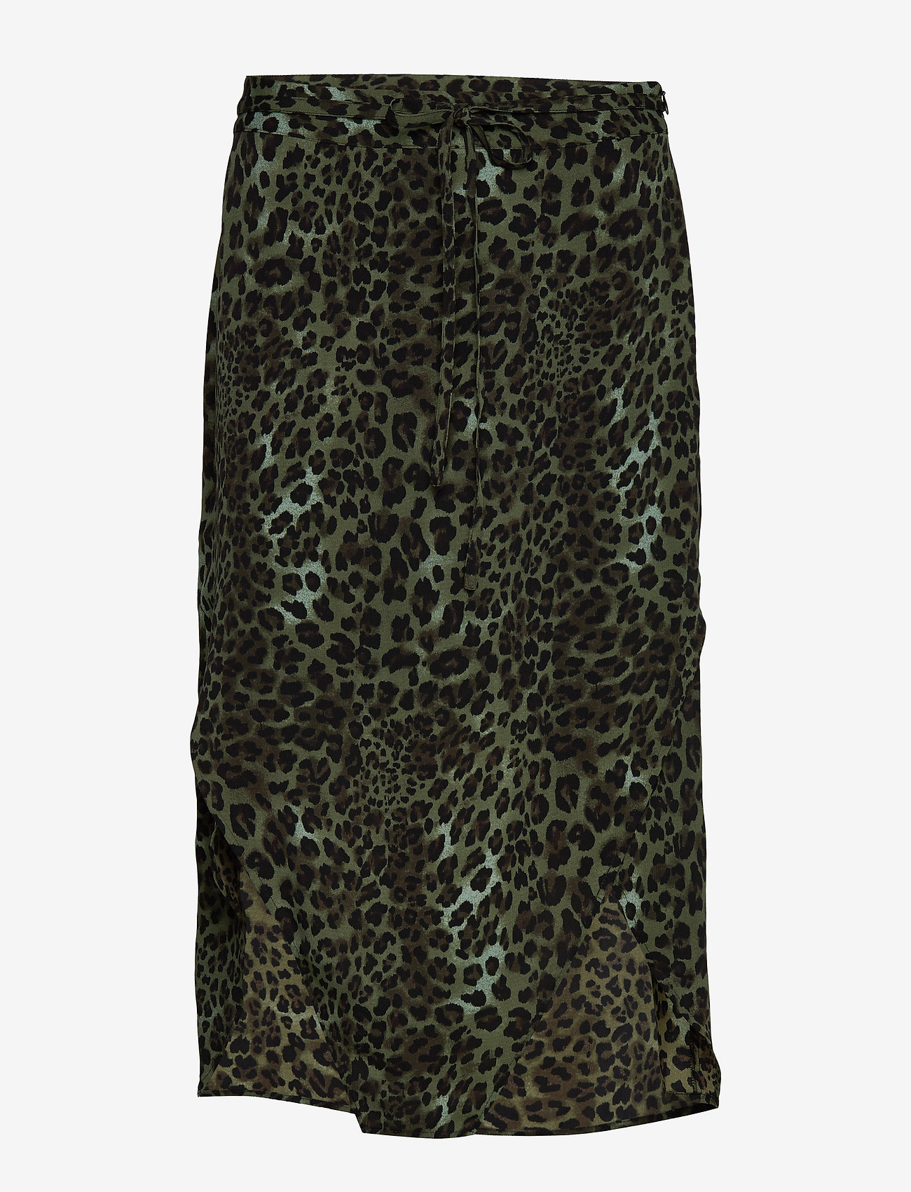 Sofie Schnoor - Skirt - midinederdele - faded green - 0