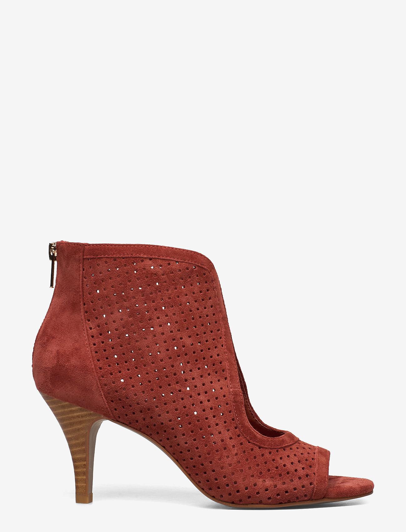 Sofie Schnoor - Shoe - ankelstøvler med hæl - cherry red - 1