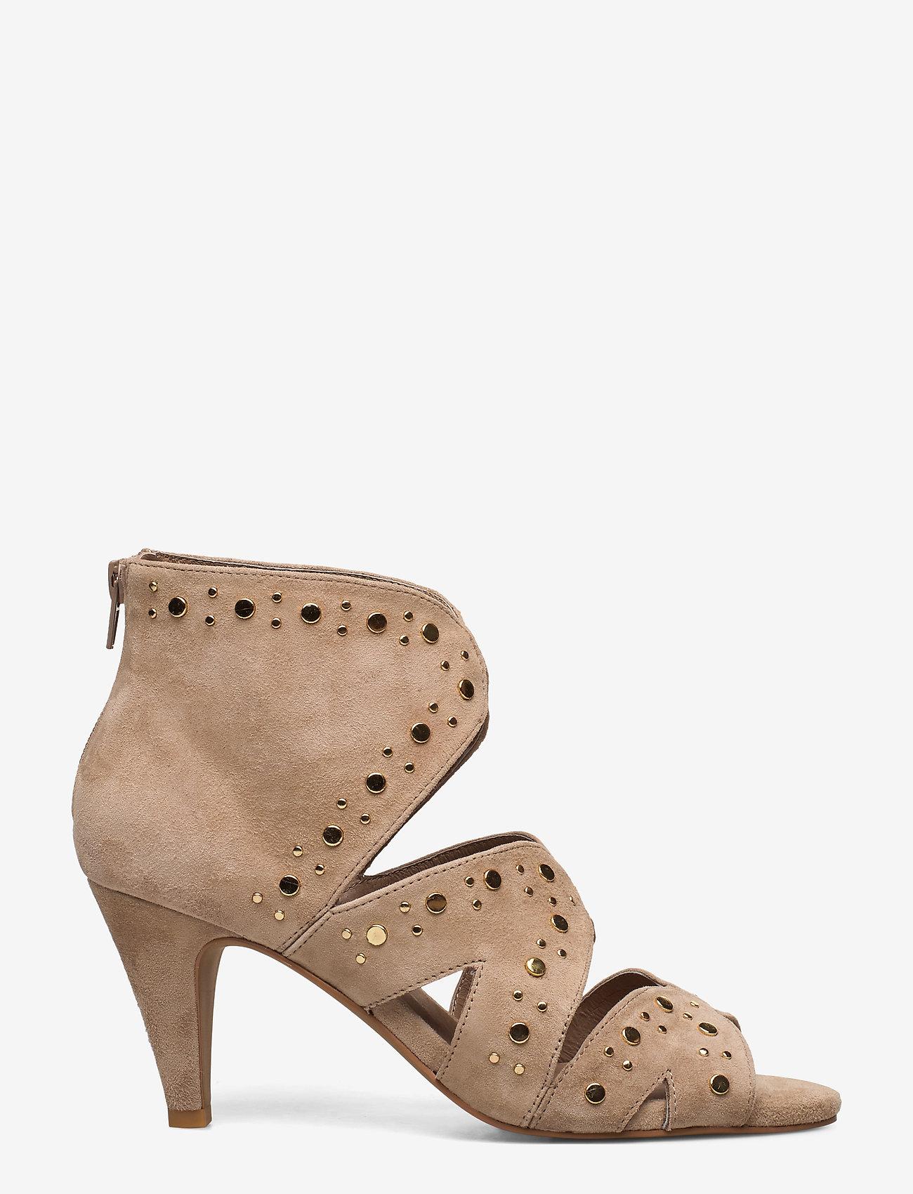 Sofie Schnoor - Shoe - ankelstøvler med hæl - taupe - 1