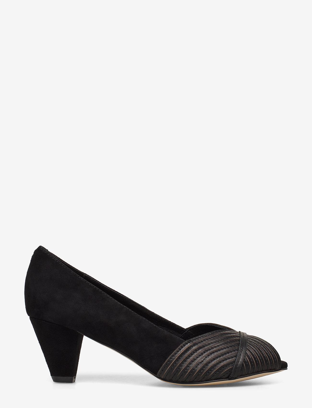 Sofie Schnoor - Shoe - escarpins à bout ouvert - black - 1