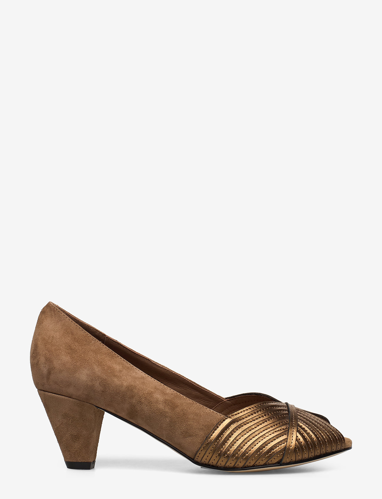 Sofie Schnoor - Shoe - escarpins à bout ouvert - toffee - 1