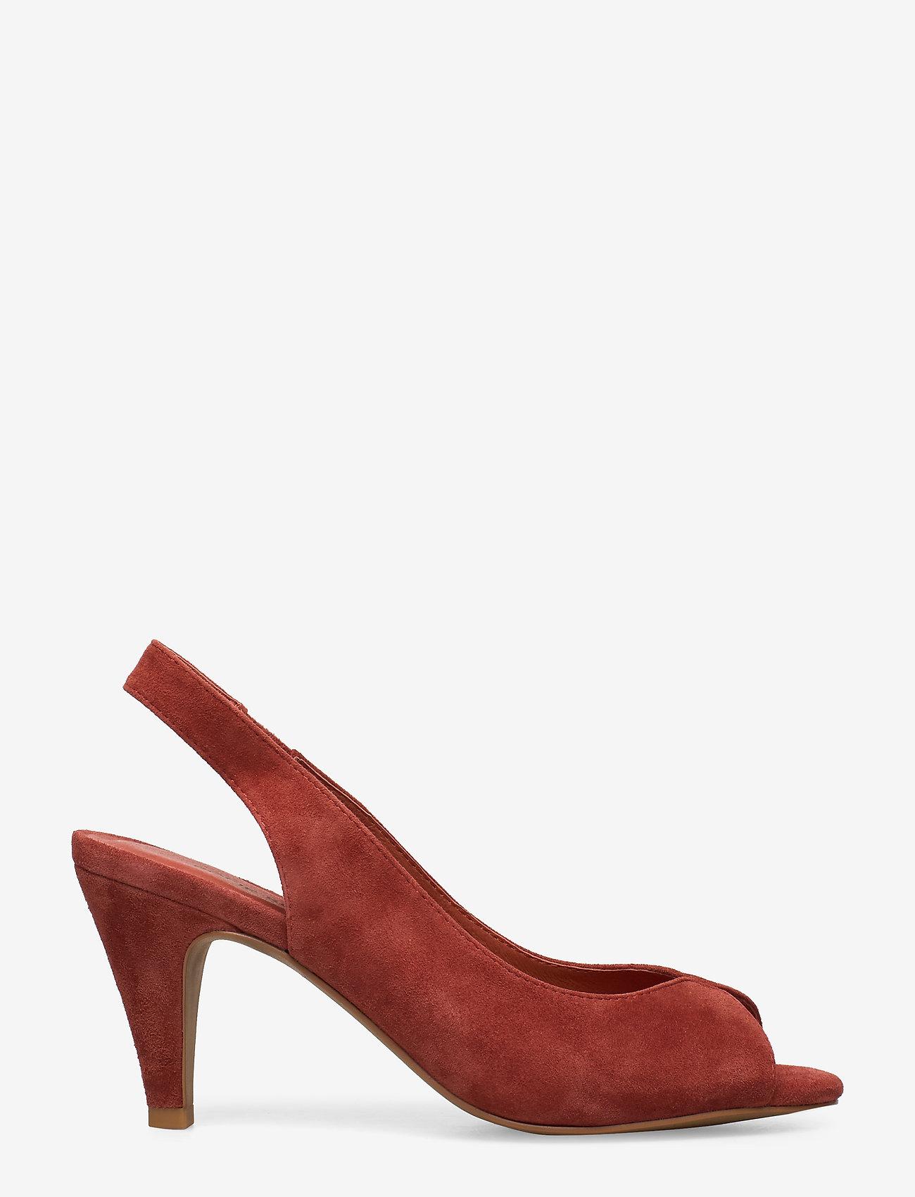Sofie Schnoor - Shoe - talons à bride arrière - cherry red - 1