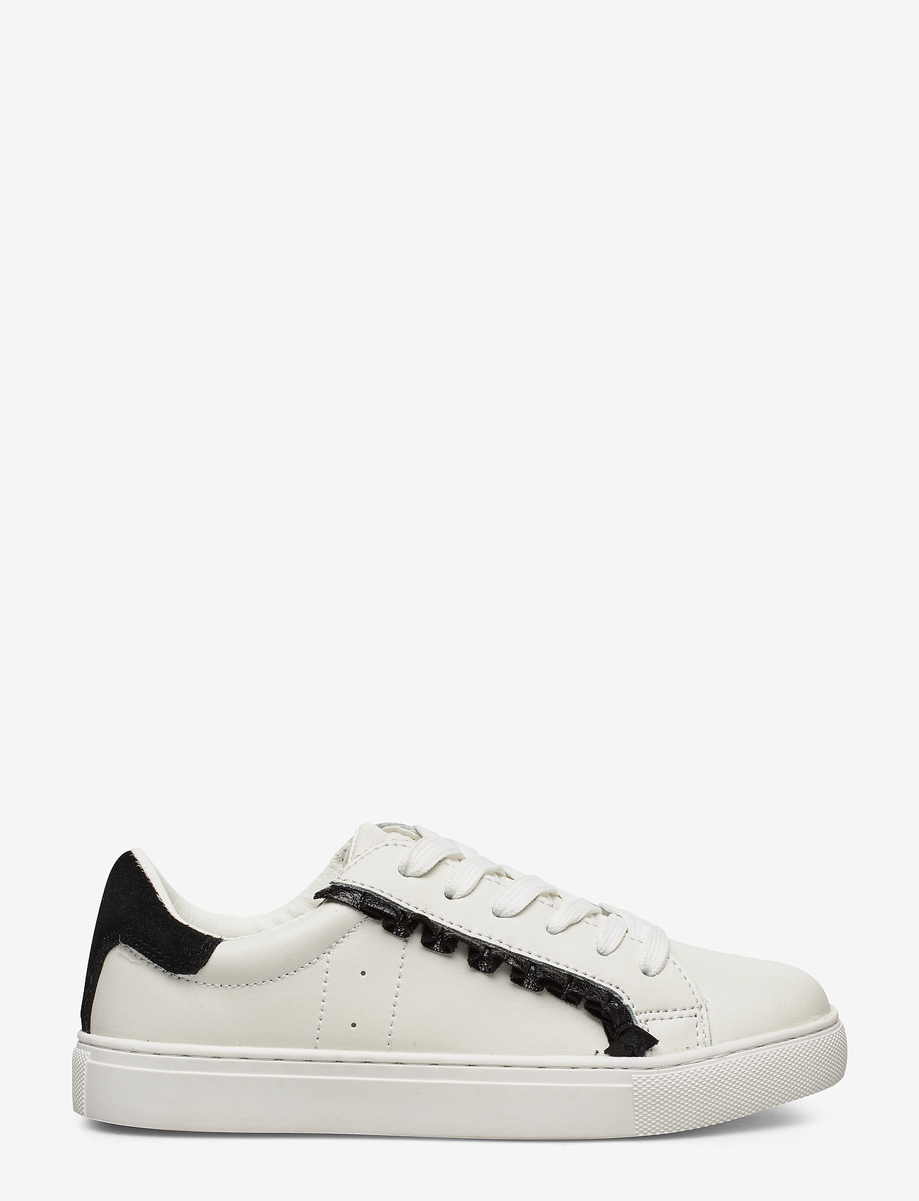 Sofie Schnoor - Shoe - lave sneakers - white black - 1