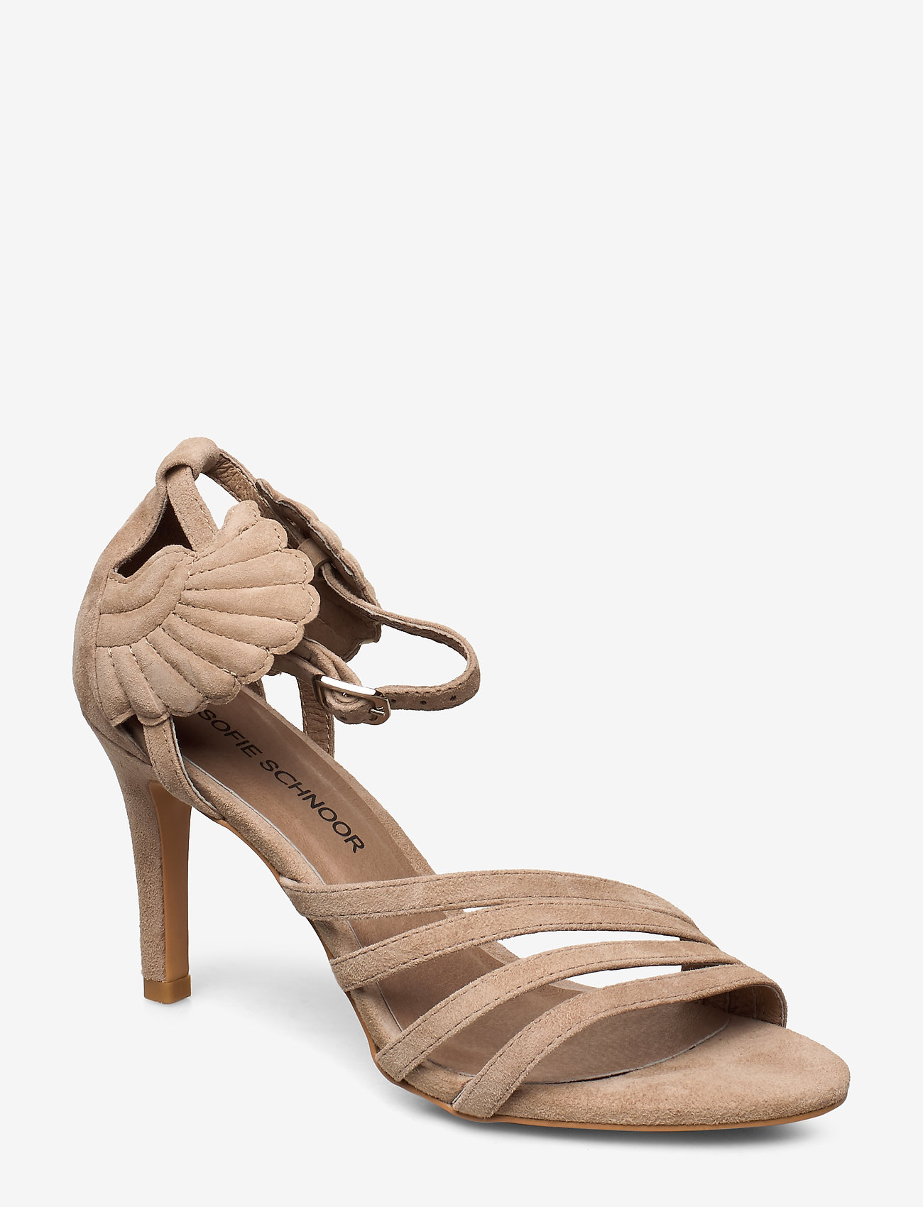 Sofie Schnoor - Shoe - sandales à talons - taupe - 0