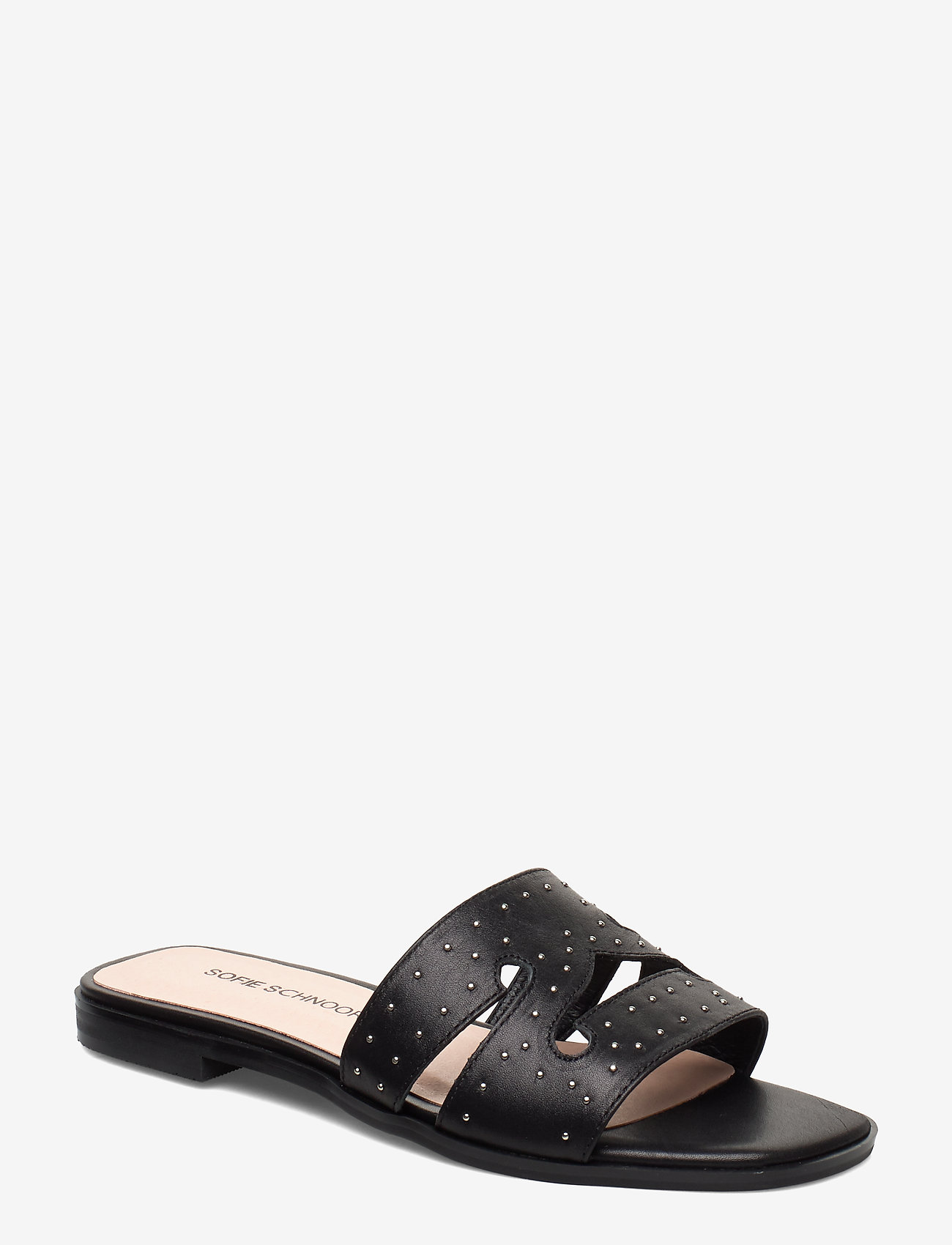 Sofie Schnoor - Sandal - flade sandaler - black - 0