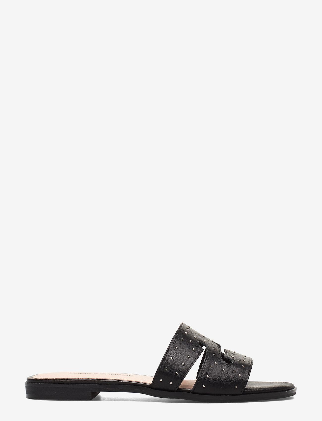 Sofie Schnoor - Sandal - flade sandaler - black - 1