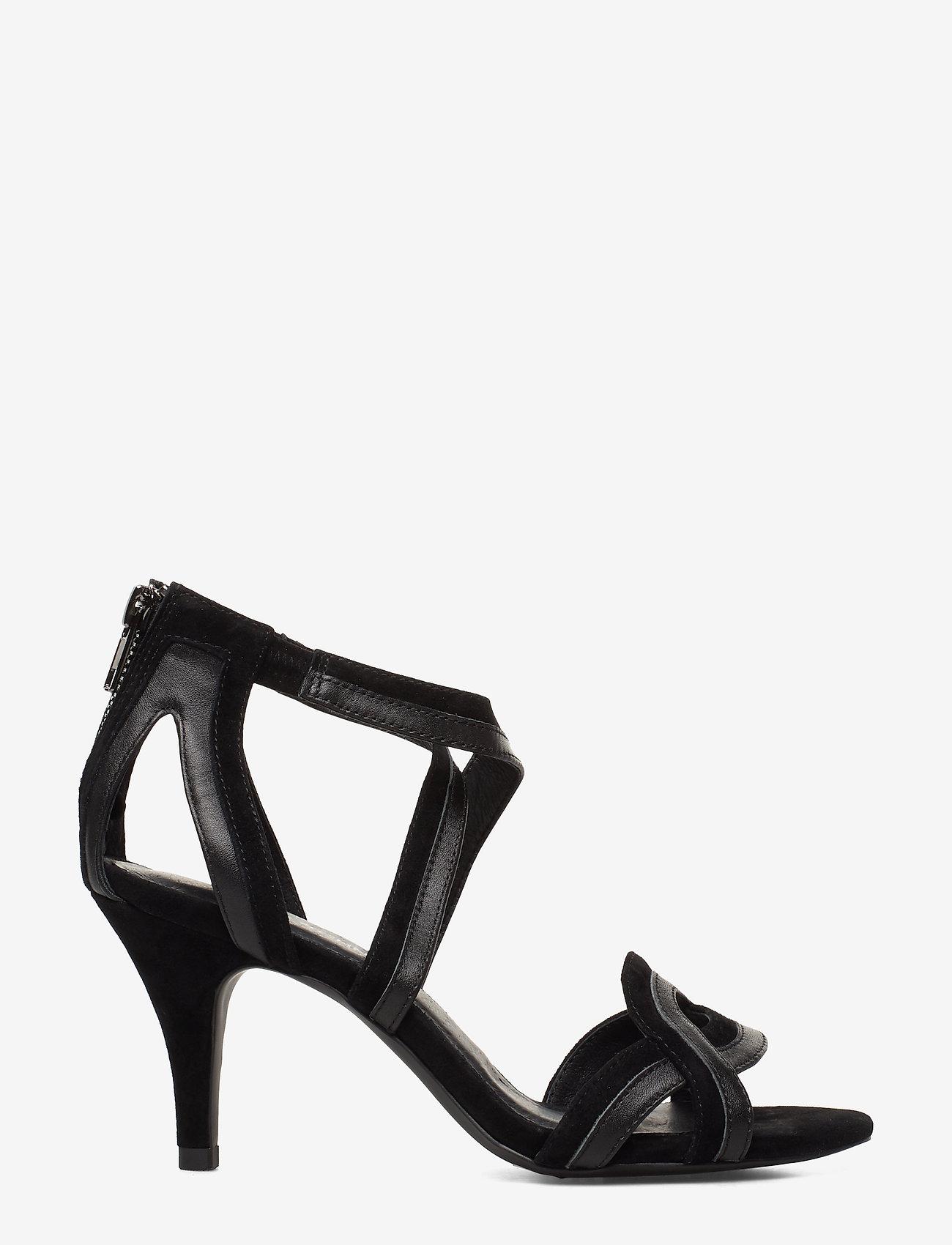 Sofie Schnoor - Sandal - sandales à talons - black - 1