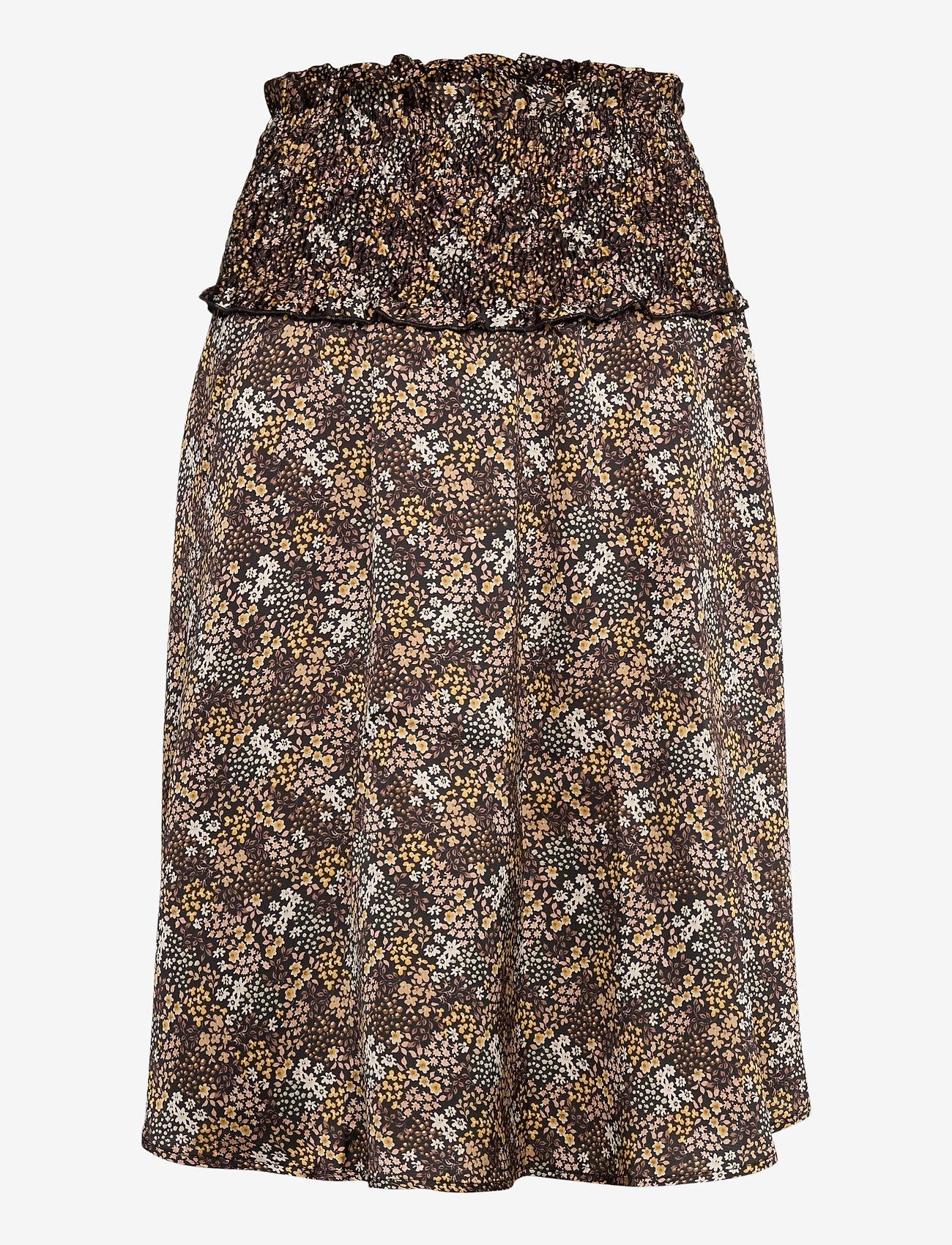 Sofie Schnoor - Skirt - midi skirts - black - 0