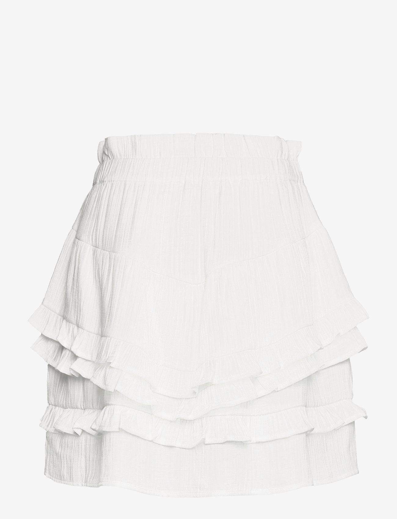 Sofie Schnoor - Skirt - korta kjolar - off white - 1