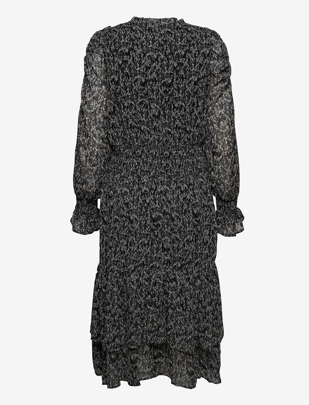 Sofie Schnoor - Dress - sommerkjoler - black - 1