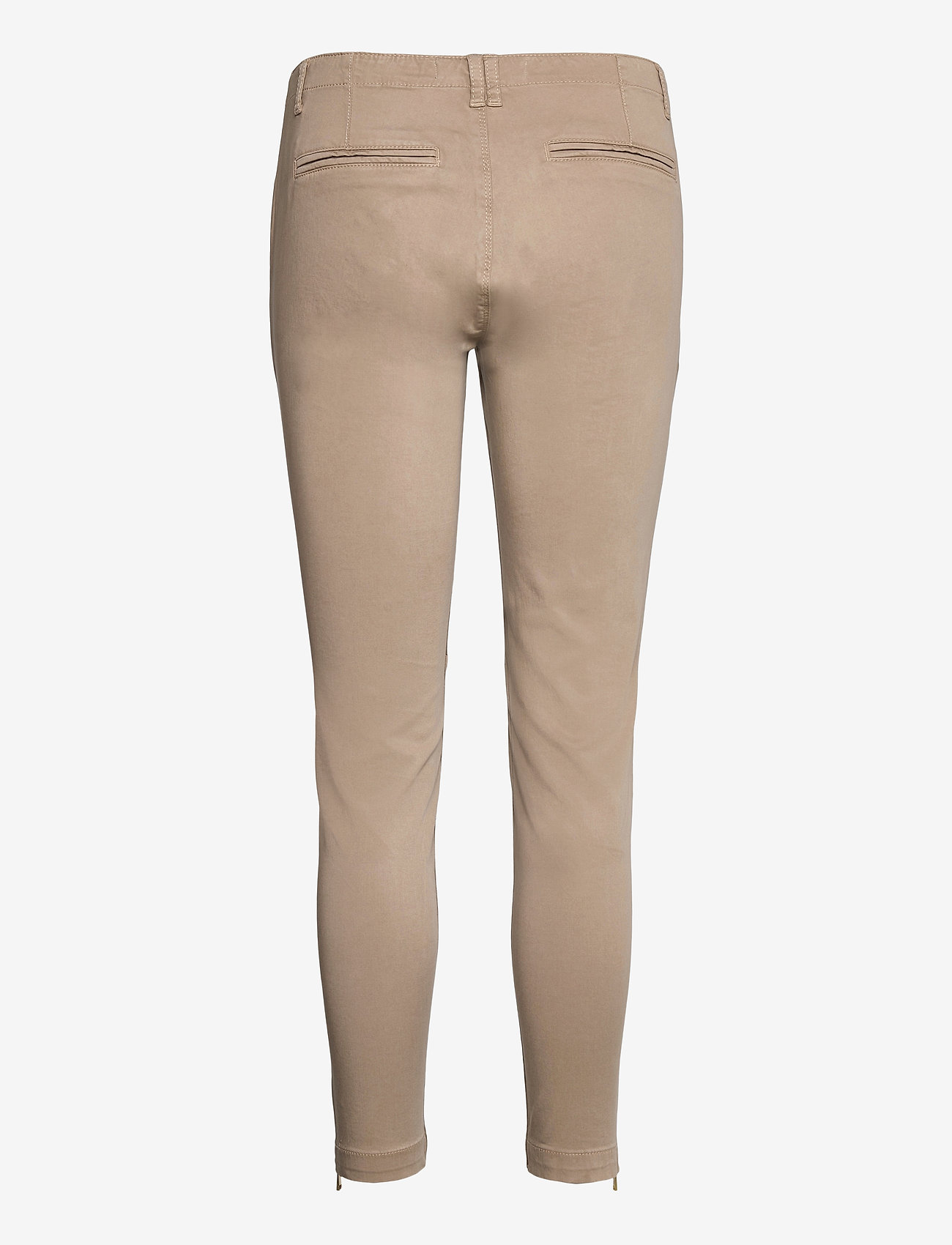 Sofie Schnoor - Pants - slim fit bukser - sand - 1