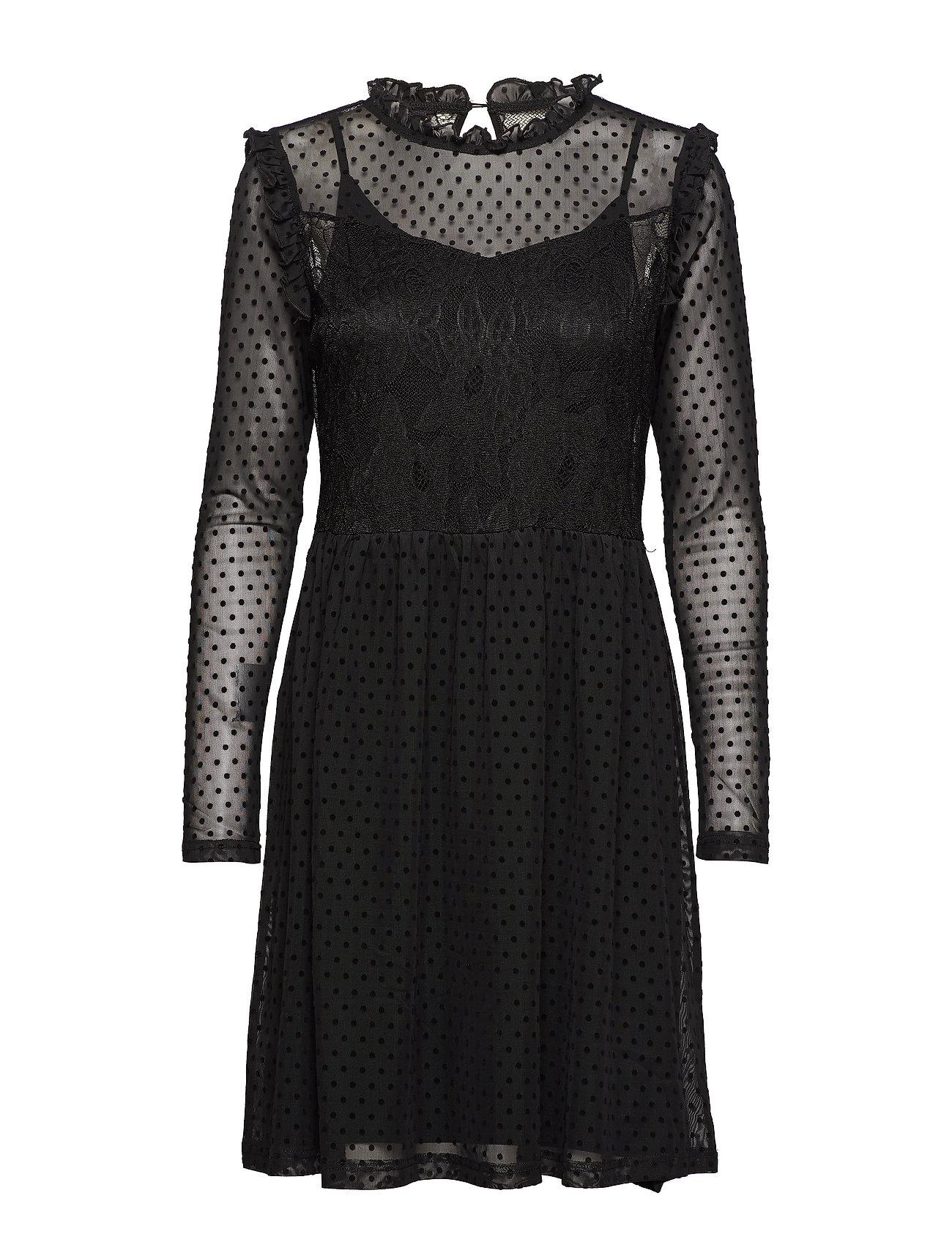Sofie Schnoor Dress - BLACK