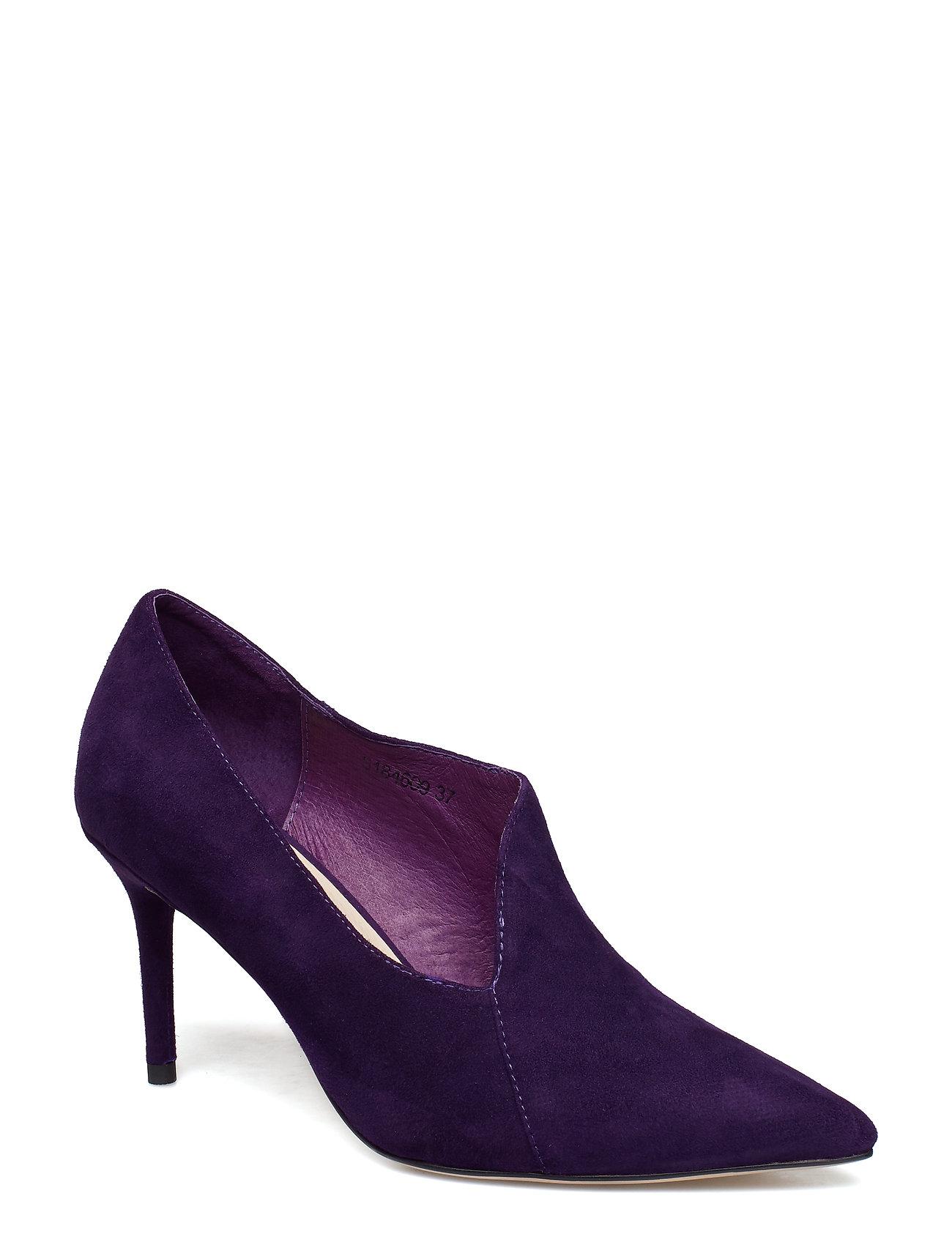 Sofie Schnoor Shoe high heel suede