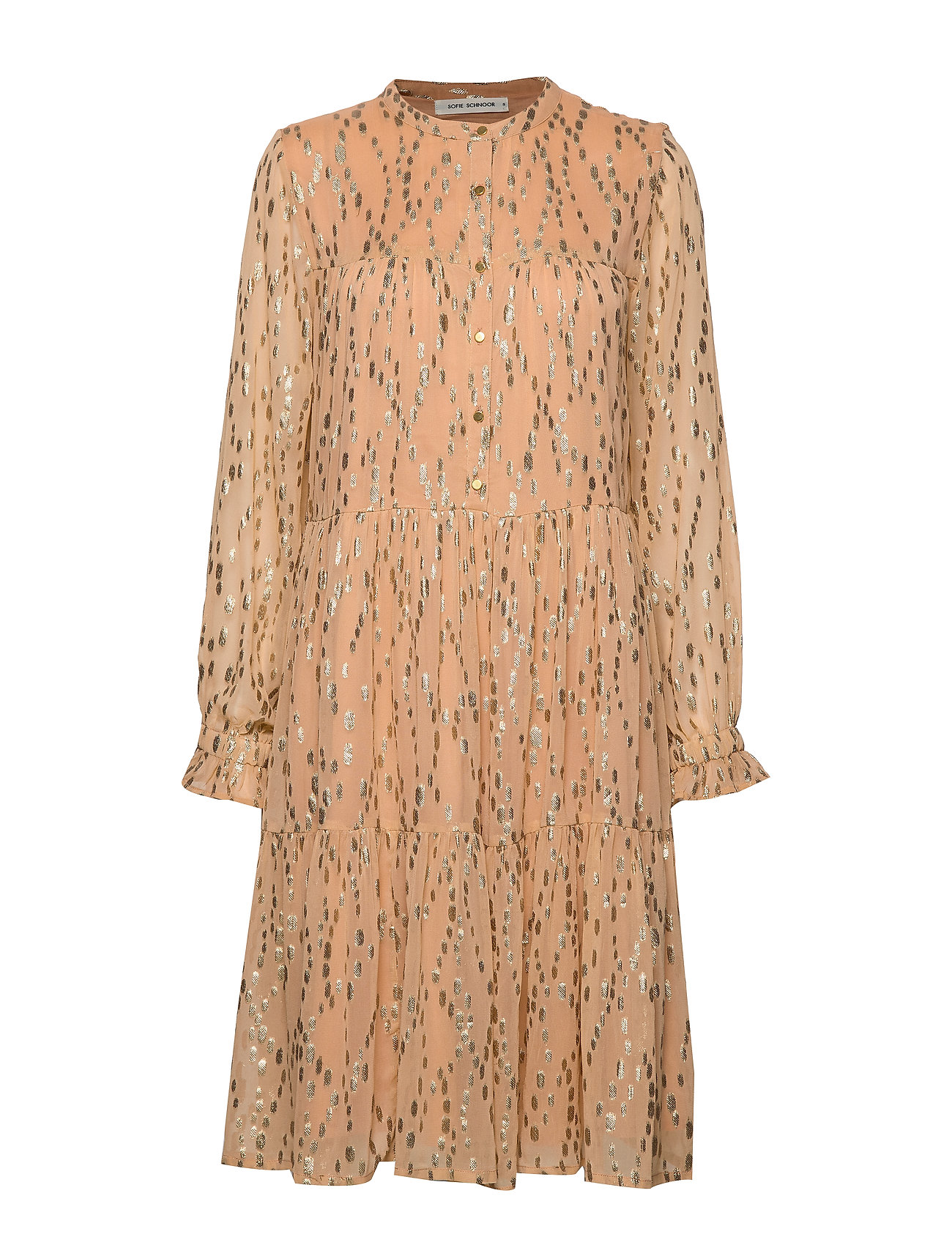 Sofie Schnoor Dress - CAMEL