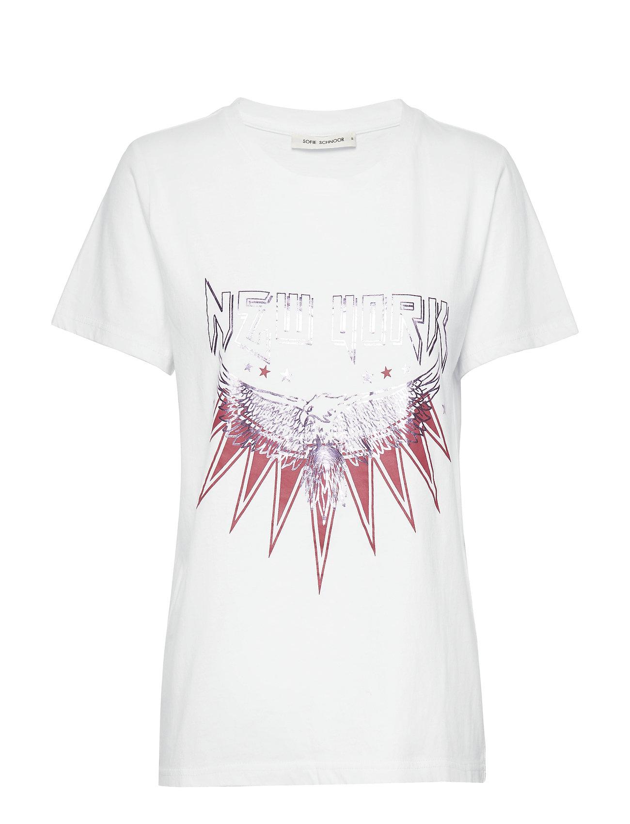 Sofie Schnoor T-shirt - WHITE
