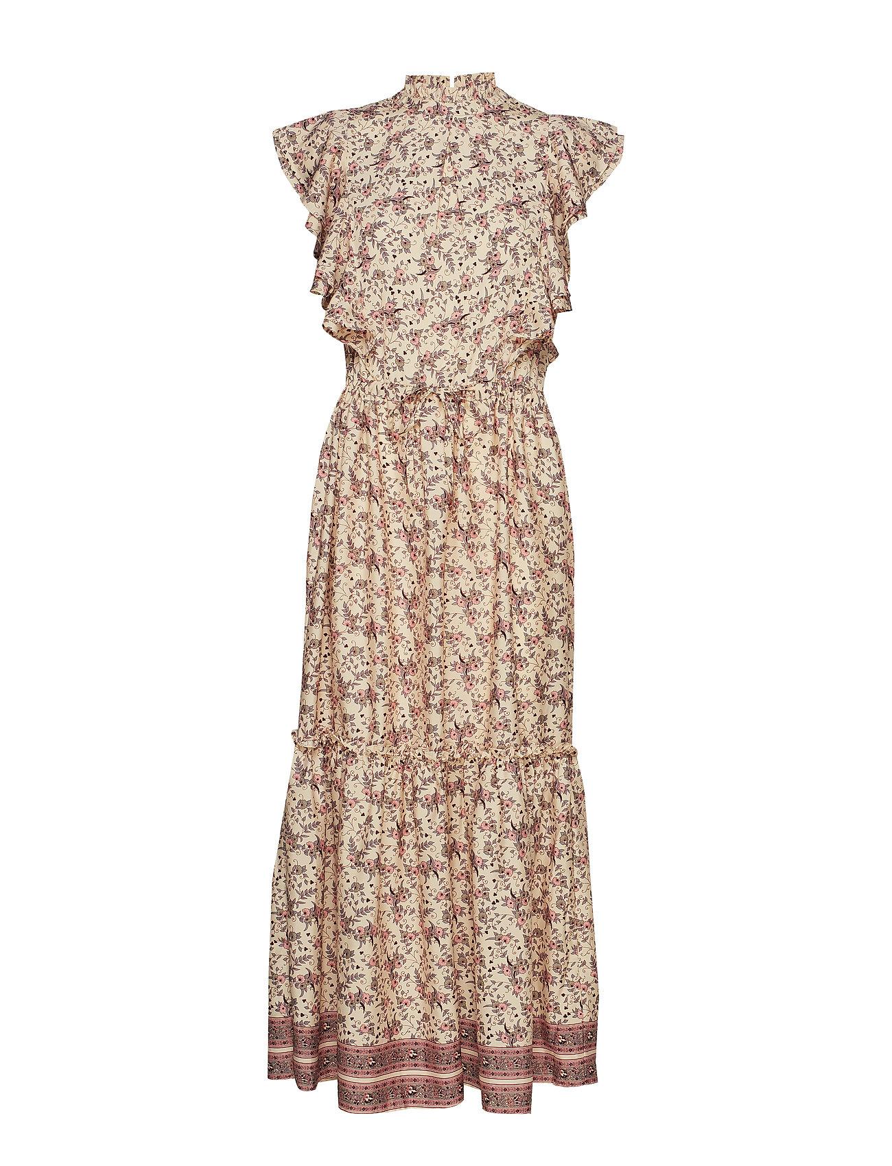 Sofie Schnoor Dress - BEIGE