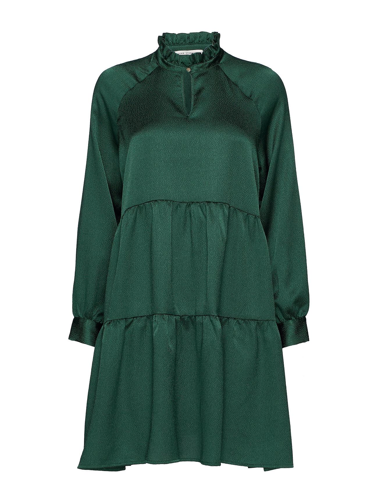 Sofie Schnoor Dress - DUSTY GREEN