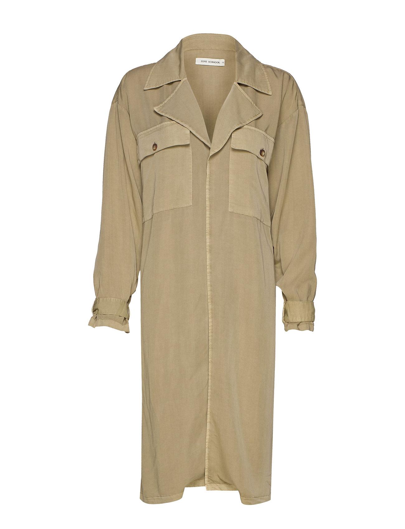 Image of Trenchcoat Trenchcoat Frakke Beige Sofie Schnoor (3360909417)