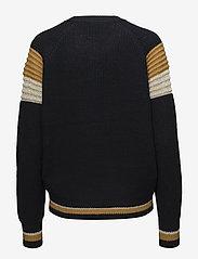 Sofie Schnoor - Knit - jumpers - black - 1