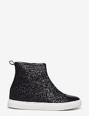 Sofie Schnoor - Sneaker high glitter - baskets montantes - black - 1
