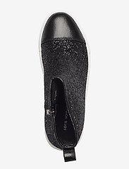 Sofie Schnoor - Sneaker high glitter - baskets montantes - black - 3