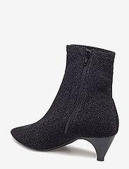 Sofie Schnoor - Boot high textile - ankelstøvler med hæl - black - 2