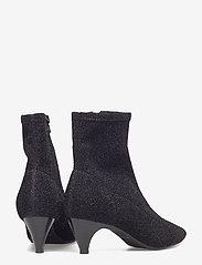Sofie Schnoor - Boot high textile - ankelstøvler med hæl - black - 4