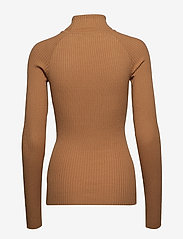 Sofie Schnoor - Blouse - turtlenecks - camel - 1