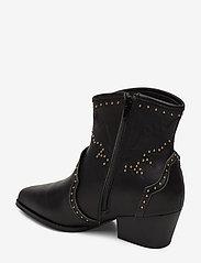 Sofie Schnoor - Boot - ankelstøvler med hæl - black - 2