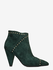 Sofie Schnoor - Boot - ankelstøvler med hæl - dark green - 1