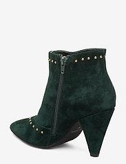 Sofie Schnoor - Boot - ankelstøvler med hæl - dark green - 2