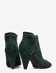 Sofie Schnoor - Boot - ankelstøvler med hæl - dark green - 4