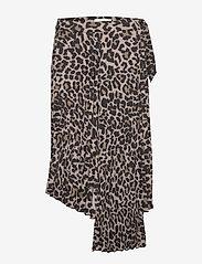 Sofie Schnoor - Skirt - midinederdele - leopard - 0