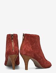 Sofie Schnoor - Shoe - ankelstøvler med hæl - cherry red - 4
