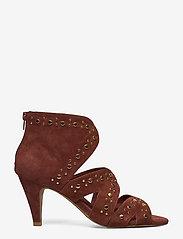 Sofie Schnoor - Shoe - ankelstøvler med hæl - burned rose - 1