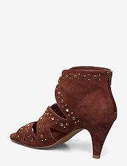 Sofie Schnoor - Shoe - ankelstøvler med hæl - burned rose - 2