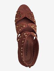 Sofie Schnoor - Shoe - ankelstøvler med hæl - burned rose - 3