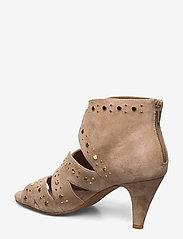 Sofie Schnoor - Shoe - ankelstøvler med hæl - taupe - 2