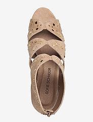 Sofie Schnoor - Shoe - ankelstøvler med hæl - taupe - 3